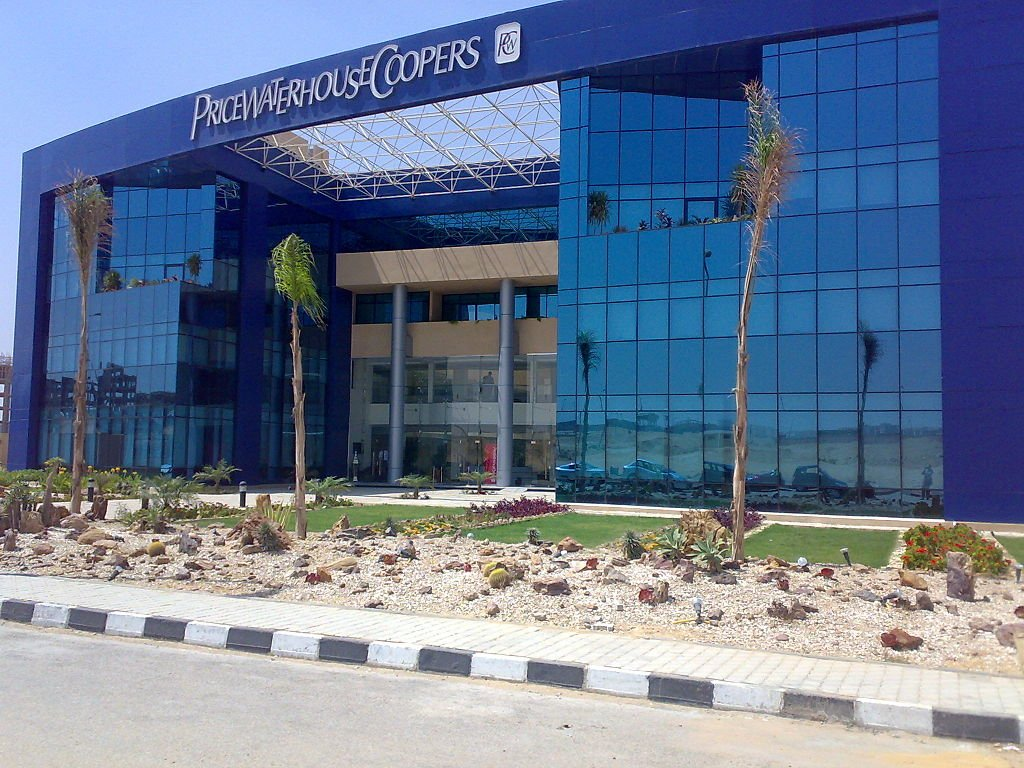 px PwC in Cairo Egypt
