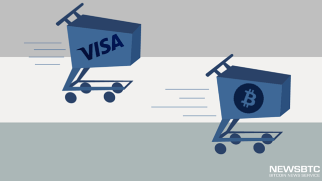 Visa Checkout Will Never Match Bitcoin Shopping Discounts. newsbtc.