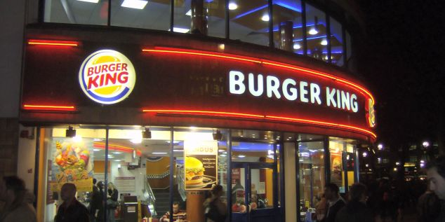 burger king, bitcoin