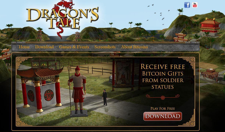 Dragon S Tale Play The Mining Game And Earn Bitcoin Newsbtc -