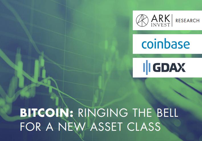 bitcoin asset class