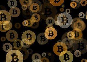 bitcoins everywhere