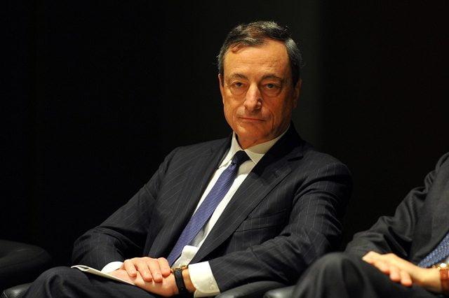 Mario Draghi ECB Brexit Bitcoin