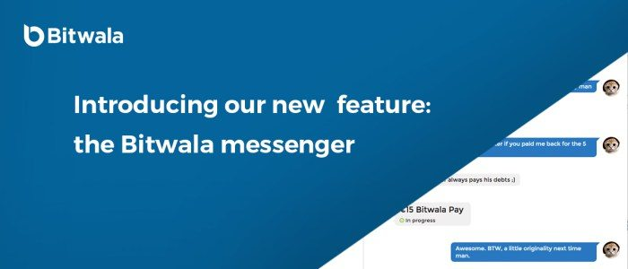 NewsBTC_Bitwala Messenger