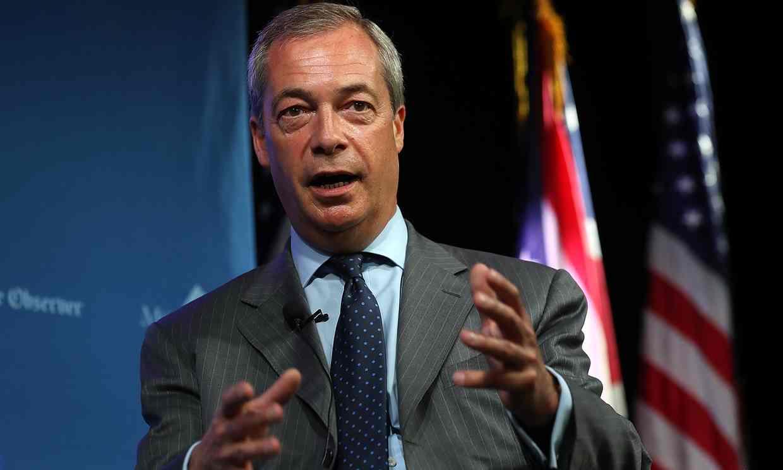 UKIP, Nigel Farage