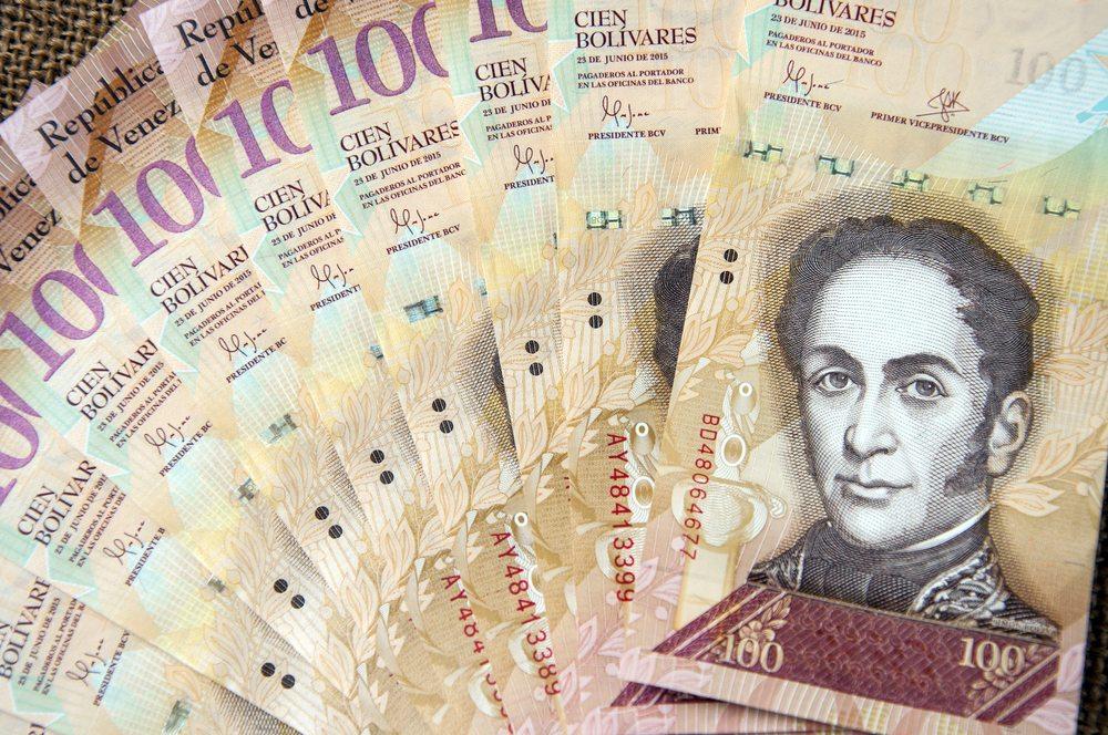Venezuela Bolivar Bitcoin