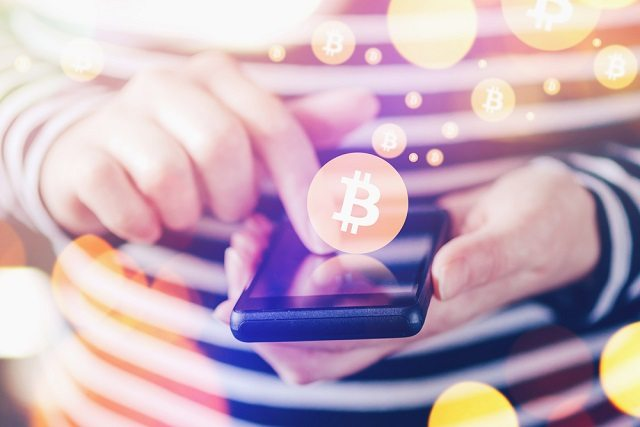 India Mobile Banking Bitcoin
