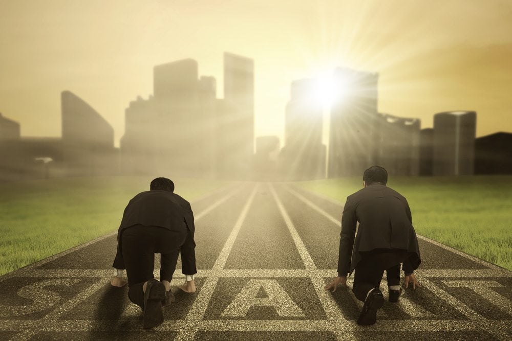 Bank Race Blockchain Integration