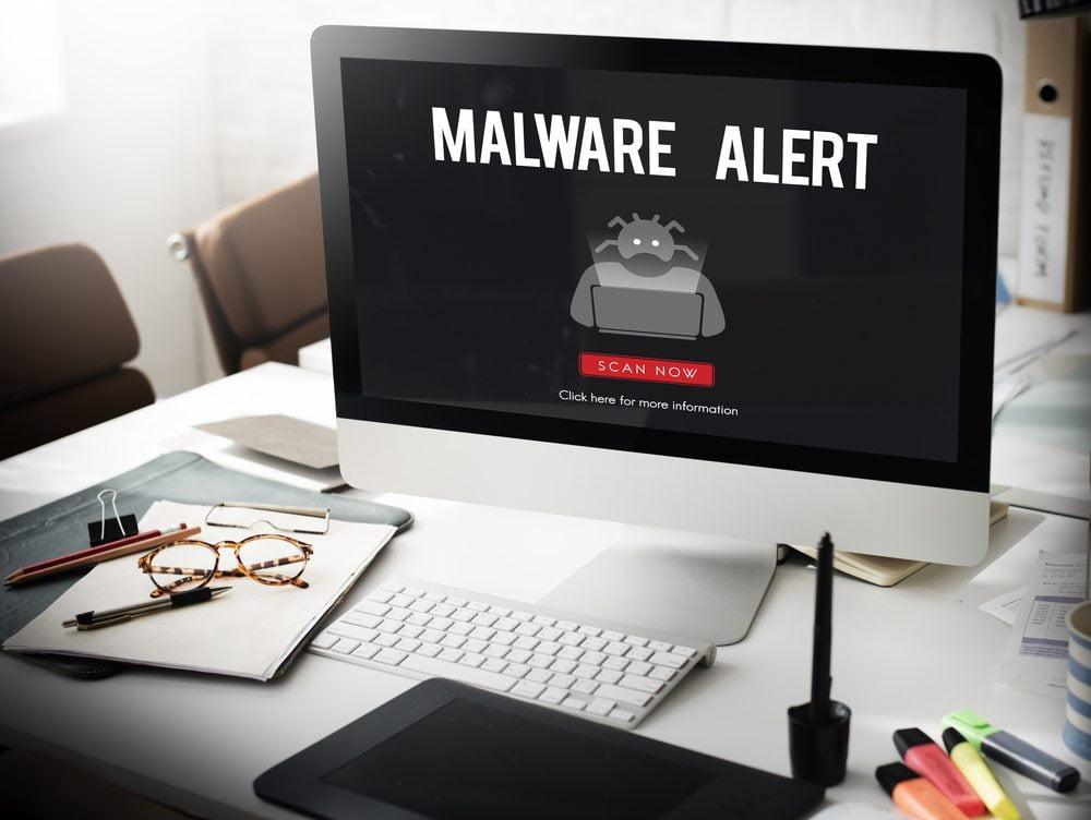 Malvertising Bitcoin Ransomware