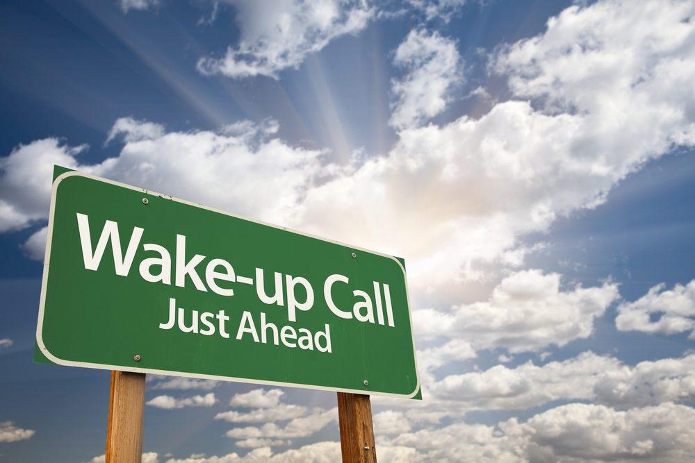 UK Wake-Up Call
