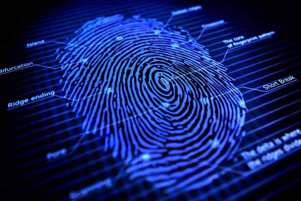 darknet, biometric data, fingerprint
