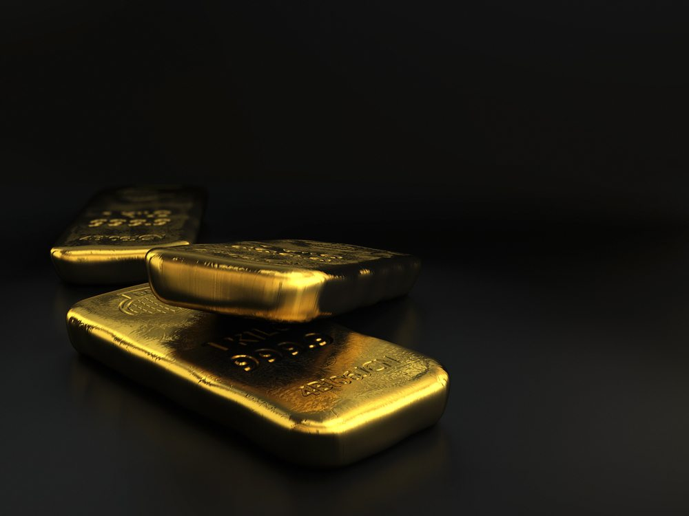 China Physical Gold