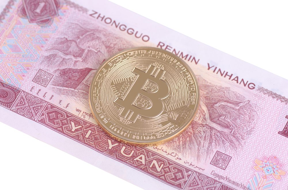 China Bitcoin Capital Control