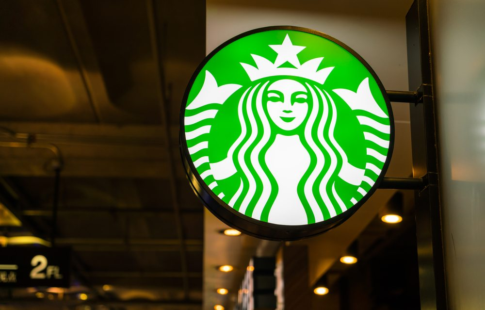 WeChat Pay Starbucks Fold