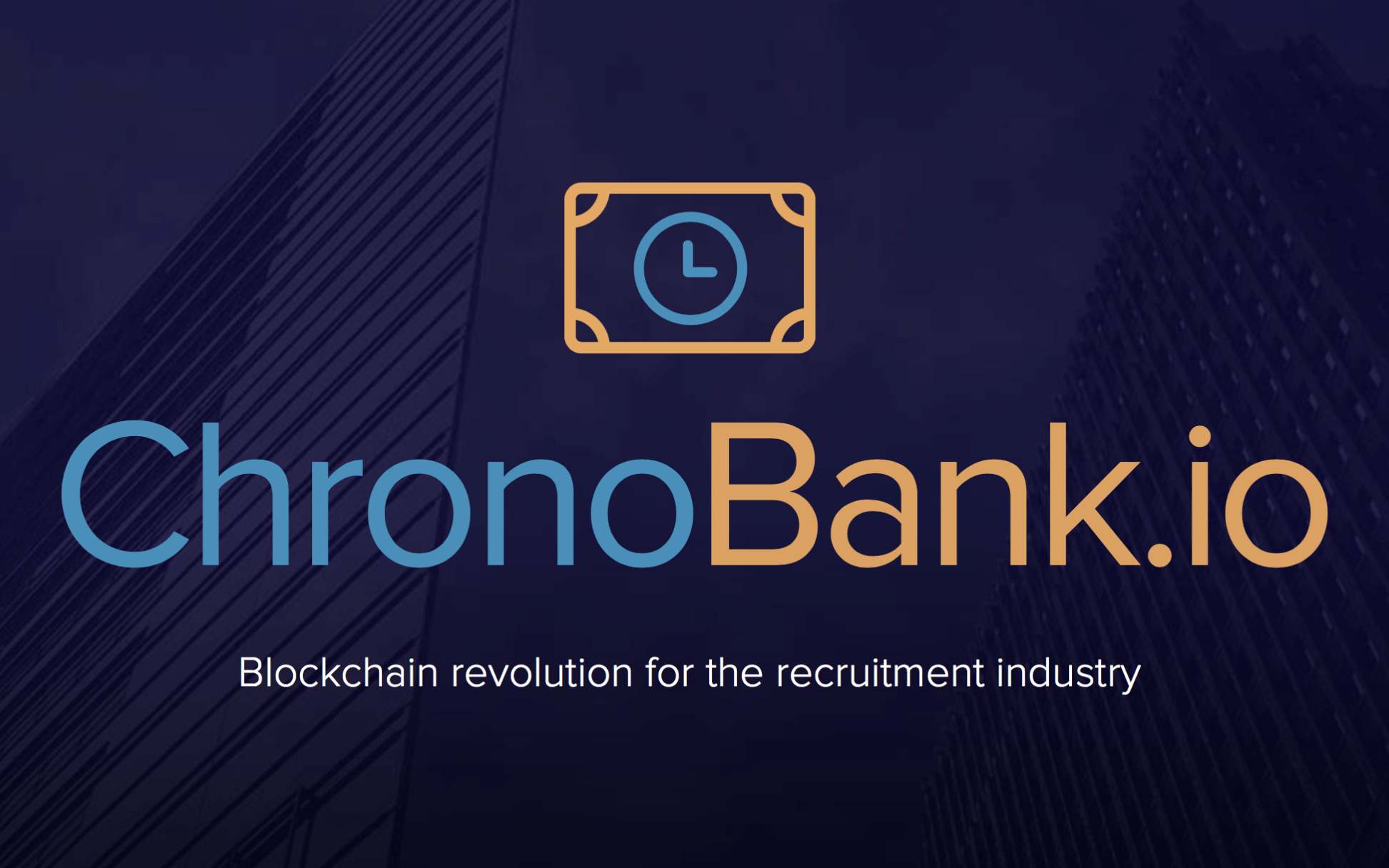 Bitcoin PR Buzz ChronoBank Exchange