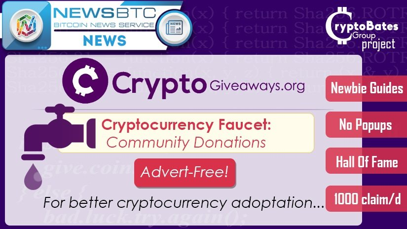 Free cryptocurrency giveaway 2020