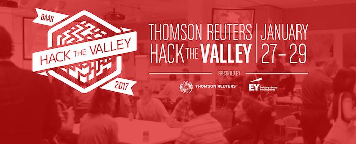 hackathon, thomson reuters