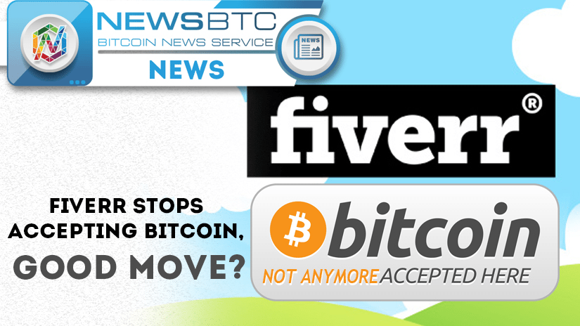fiverr bitcoin