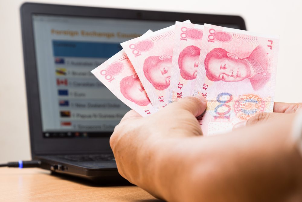 China Foreign Currency Exchange