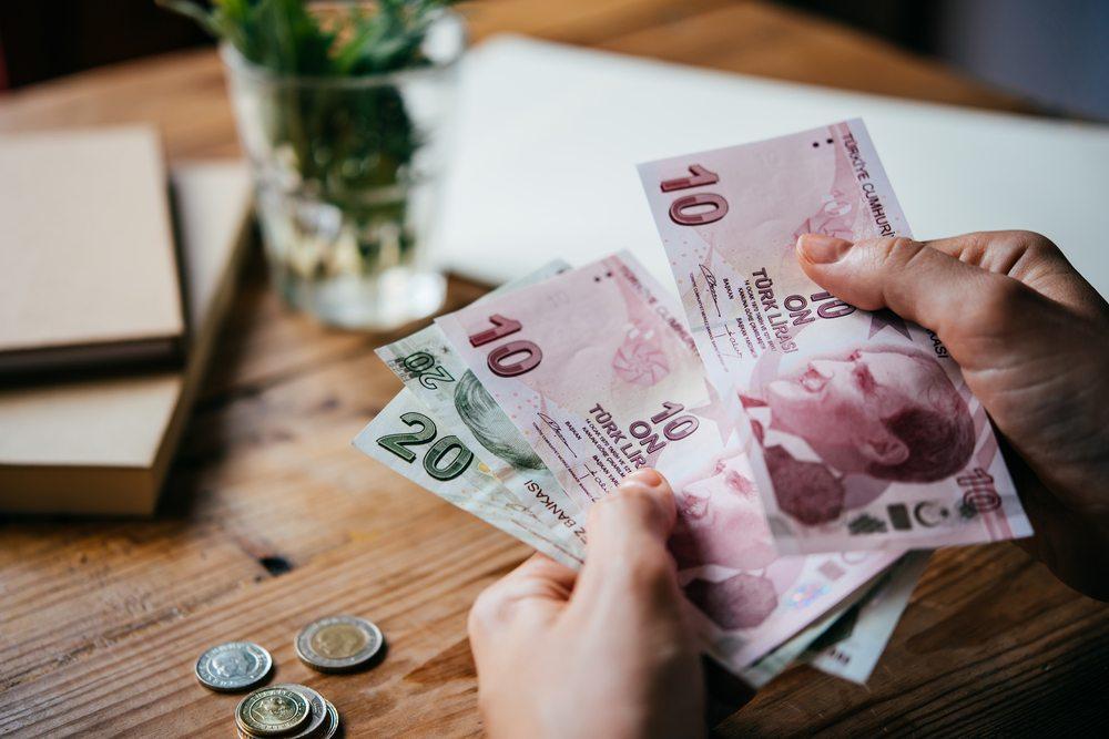 Turkish Lira Bitcoin