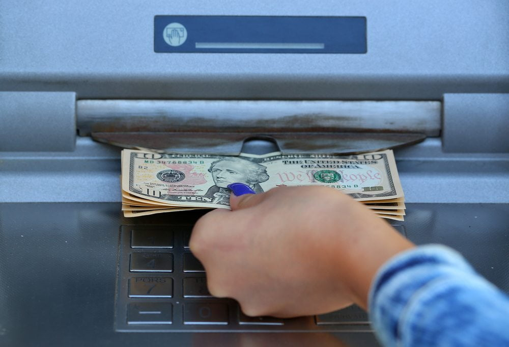 Cardless ATM Withdrawal