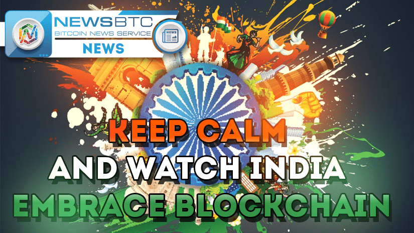 blockchain event india