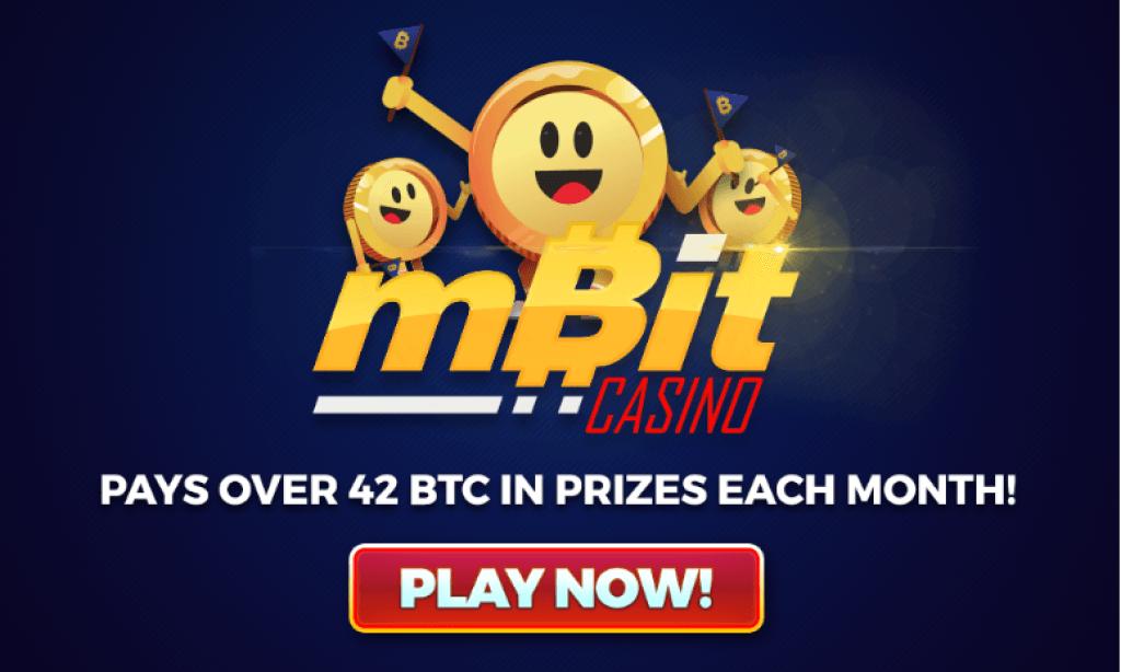 Bitcoin PR Buzz mBit Casino