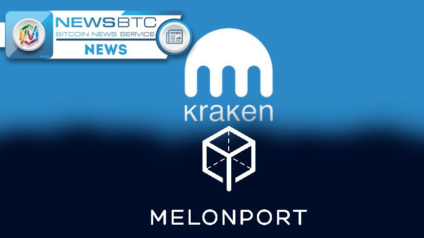kraken, melon, melonport, smart contracts
