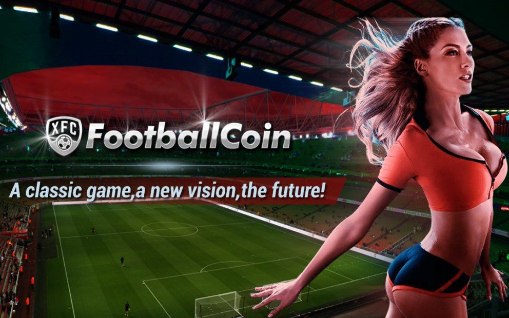 Bitcoin PR Buzz FootballCoin fantasy sports game