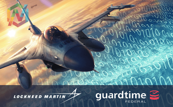 lockheed martin, guardtime federal, blockchain