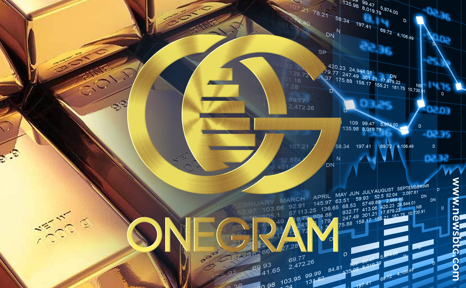 OneGram Cryptocurrency