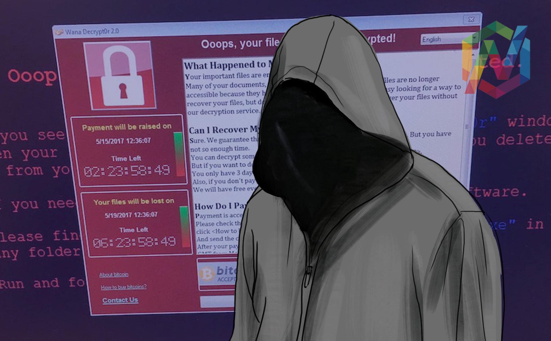 wannacry, ransomware