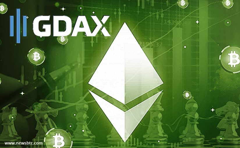 GDAX Investigates ETHUSD Issu