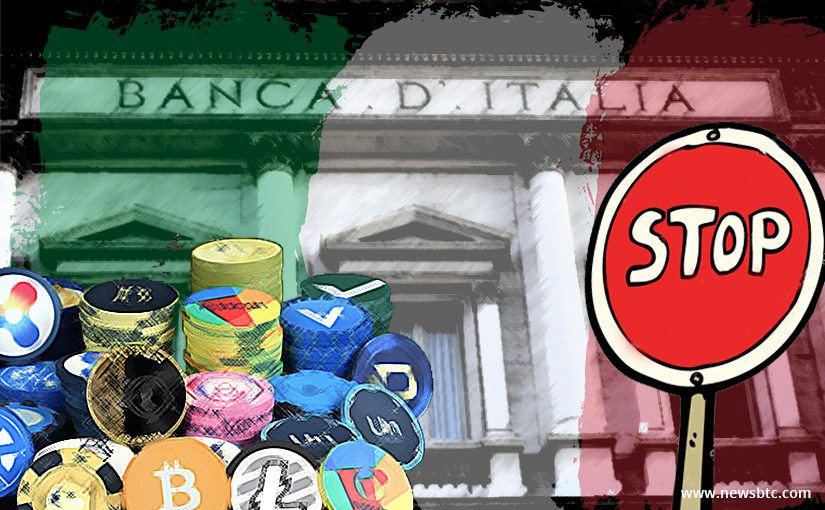 Bank of Italy Feels