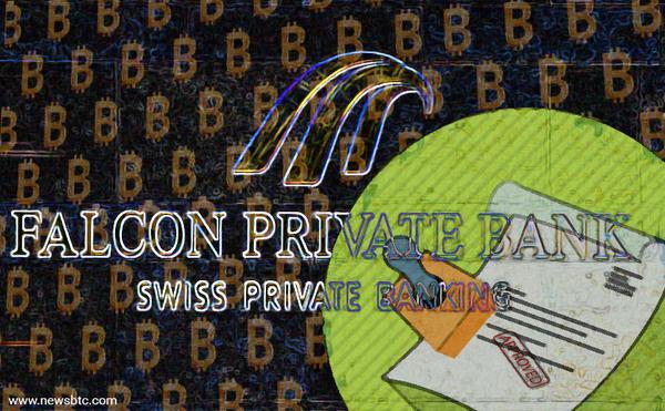NewsBTC Falcon private Bank Bitcoin