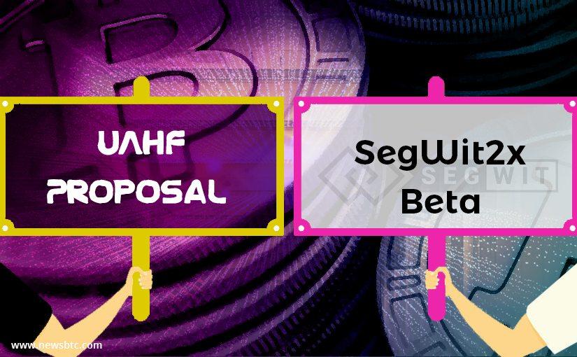 SegWit Beta Protocol