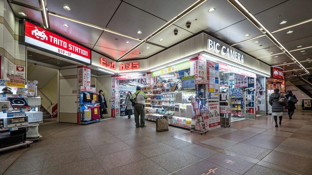 NewsBTC Bic Camera Japan Bitcoin