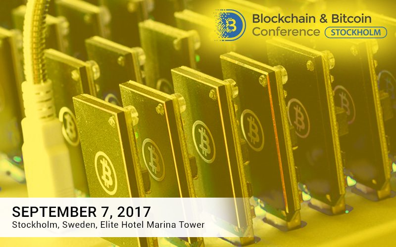 Blockchain Conference Stockholm