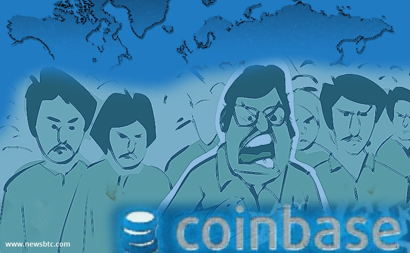 More and More Coinbase