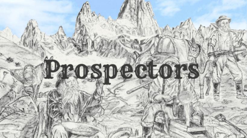 prospectors, game