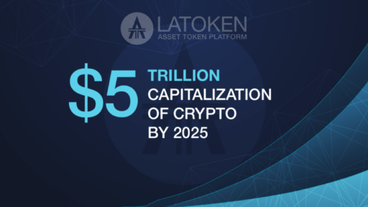 The Exponential Growth of Crypto Markets to $5 trillion