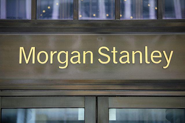 Morgan Stanley, Bitcoin, James Gorman