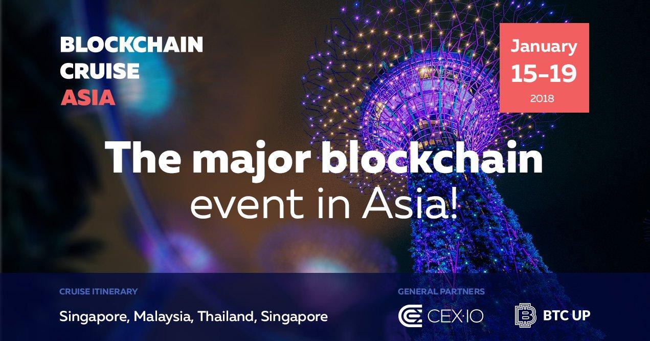 CoinsBank, Blockchain Cruise Asia