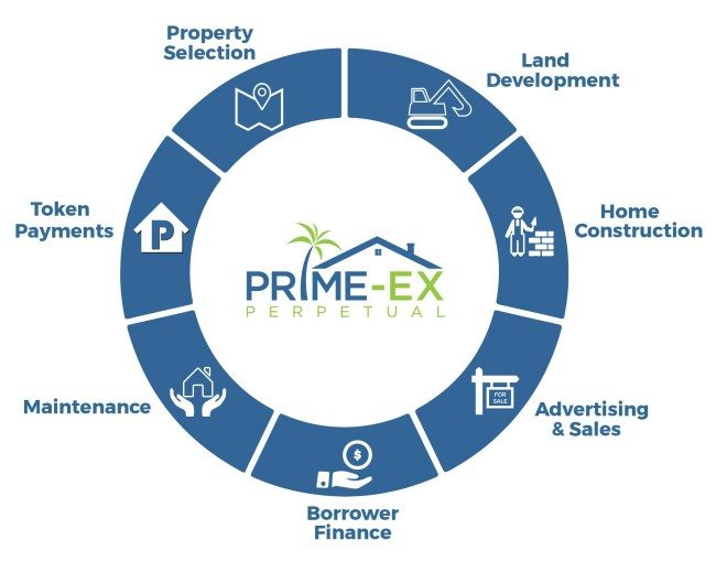 Business Model Summary PEX Token Prime Ex Primex Perpetual ICO