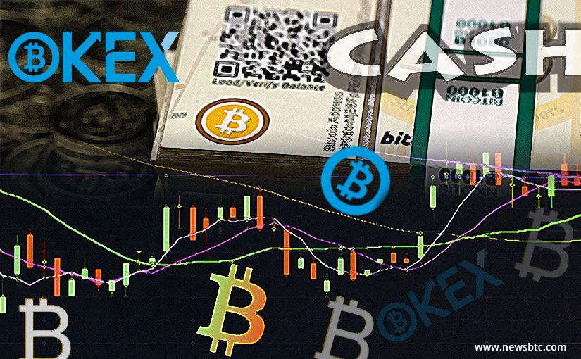 NewsBTC OKEx Bitcoin Cash