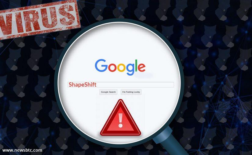 ShapeShift Phishing