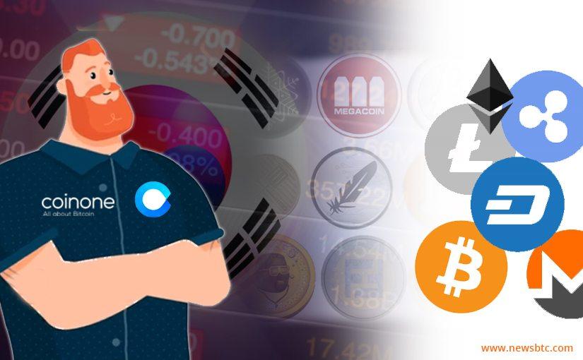 coinone blocks, south korea, cryptocurrencies