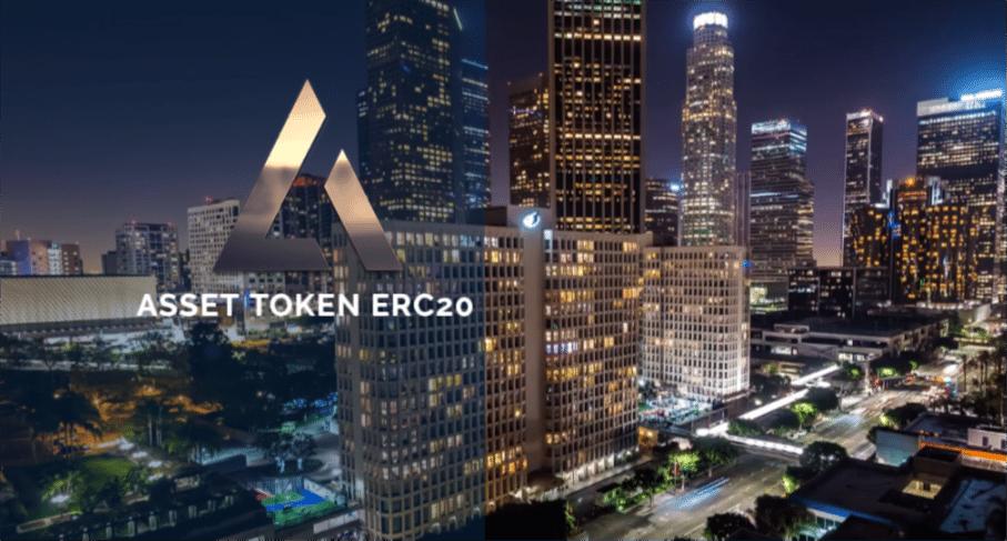 asset token, press release