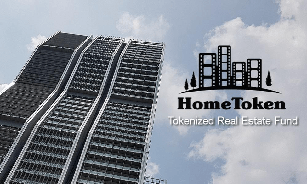 hometoken, cryptocurrency, blockchain, real estate