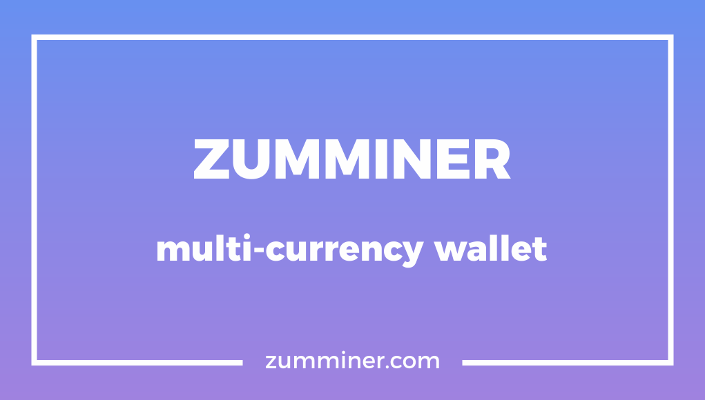 Zumminer, cryptocurrency